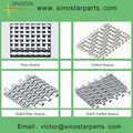 AISI 304L stainless wire mesh  2