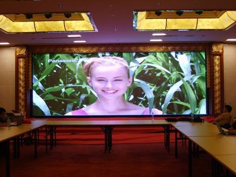 P6.25 led indoor display 1