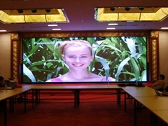 P6.25 led indoor display
