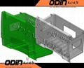 fridge drawer injection mould from China