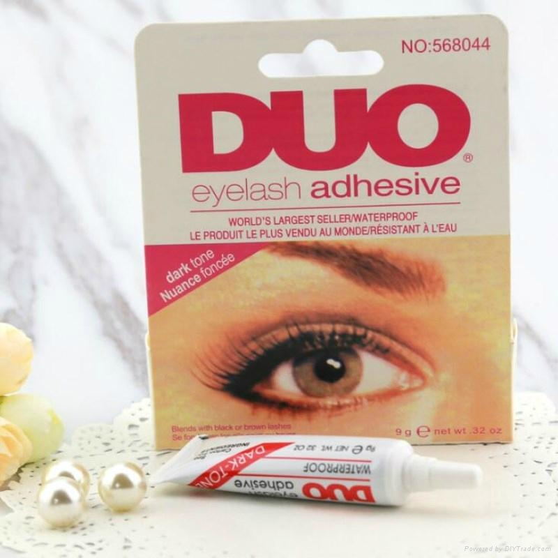wholesale False Eyelash glue DUO anti-sensitive hypoallergenic Makeup Waterproof 4