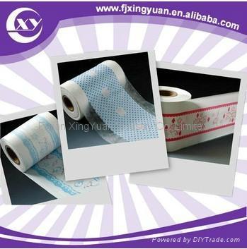 Diaper polyethylene backsheet film  1