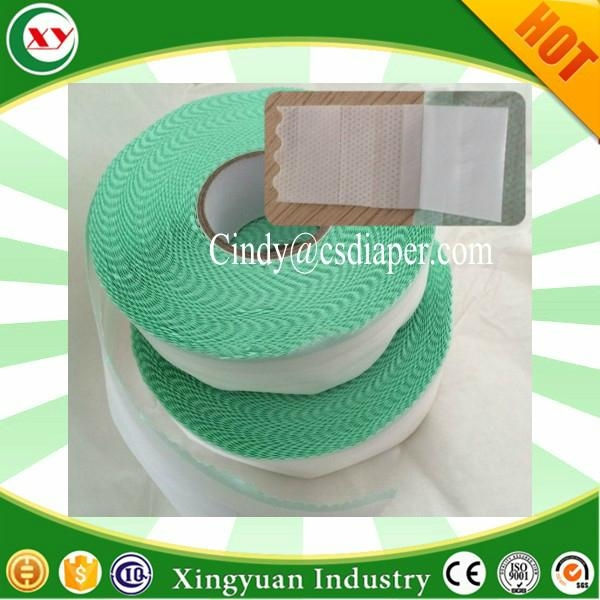Baby diaper raw material hook side tape 1