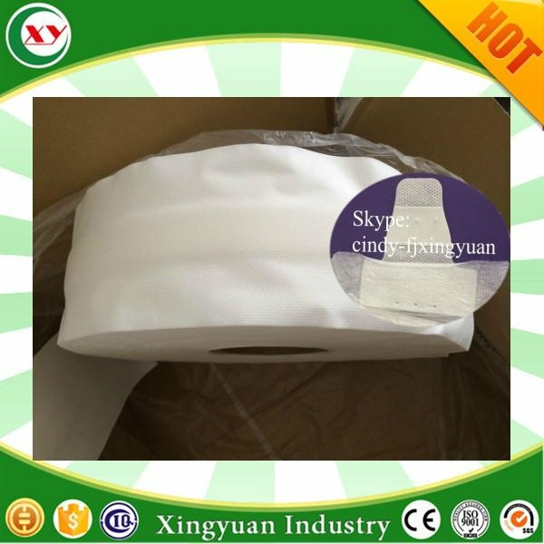 Baby diaper raw material hook side tape 3