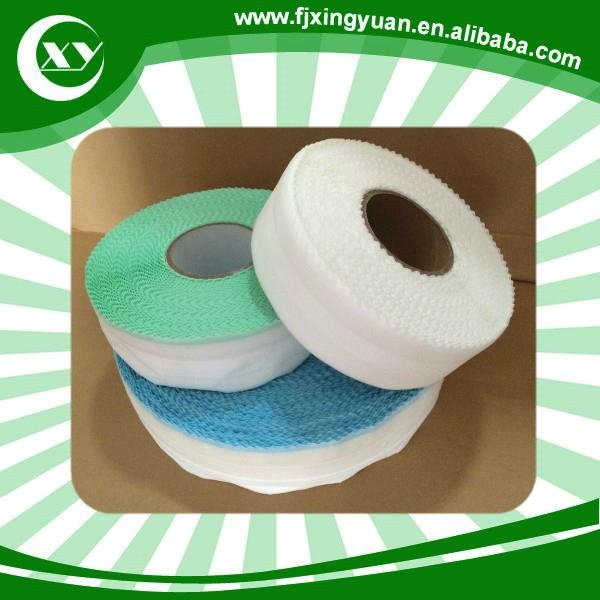 Baby diaper raw material hook side tape 4