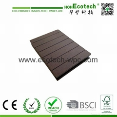 2014 New design cheap wpc decking floor 140*20