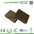 Top quality waterproof wood plastic