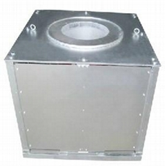 Variable frequency energy saving copper melting furnace