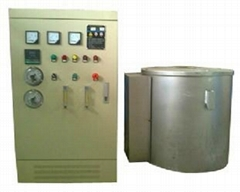 Magnesium alloy experimental furnace