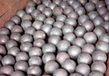 Casting Grinding Steel Ball 4