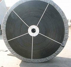 rubber conveyor belt made in China