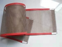 PTFE coated fiberglass mesh fabric/ cloth - used for cooking food