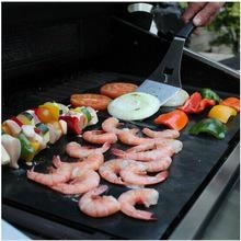 PTFE BBQ Grill Mat for Barbecue Grill and Microwave Oven Use