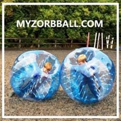 Body Zorbing Bubble Football Zorb Ball Bumper Soccer