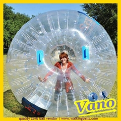 Zorb Ball Bubble Soccer Human Hamster Water Walking Roller ZorbingBallz com