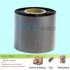 Cost-Effective Wax Thermal Transfer Printing Ribbon
