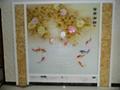 艺术玻璃背景墙 3