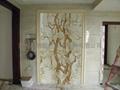 艺术陶瓷背景墙 3