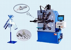 Universal Compression spring machinery