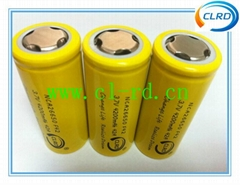 Authentic high power tool 26650 4200mah 42amp rechargeable battery