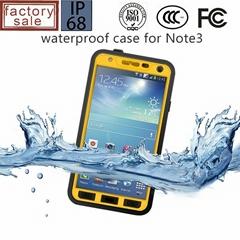 red pepper Samsung Galaxy note 3 waterproof case