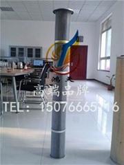 2米高防静电除尘滤芯粉尘滤筒