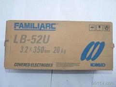 日本神钢CMA-106H低合金耐热钢焊条