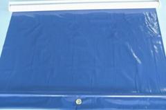 船用PU皮革遮光捲簾