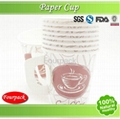China Paper Cups with Handles Supplier