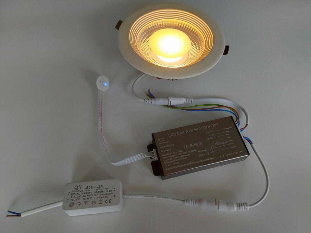3-50W LED Emergency driver 3