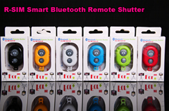 2014 Best Seller Bluetooth Remote Shutter For Android Phone ISO System Facility