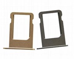 Original Brand New Nano Sim Card Metal Holder Tray Slot for iPhone 5S
