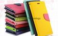 New Flip Leather Mercury Case Sony