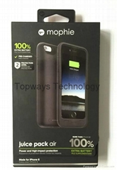Mophie Juice Pack Plus Charger IPhone 6 Battery Case External Battery Case