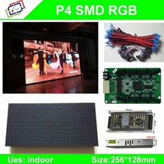 p4 rental removable smd rgb diecast slim