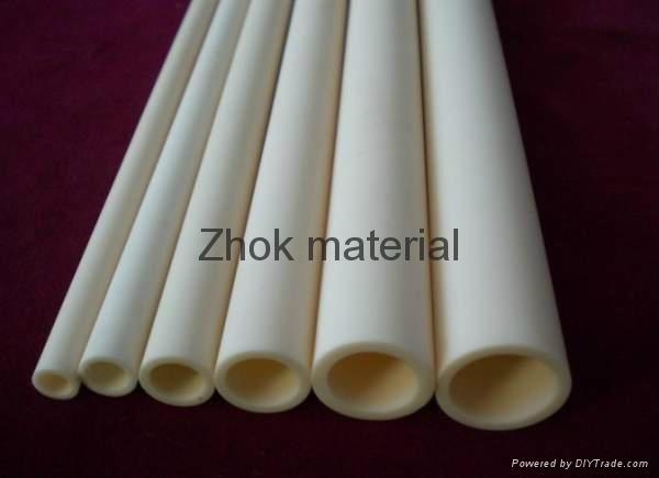 99 Alumina ceramic tube 5