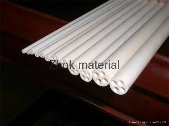 99 Alumina ceramic tube 4