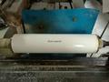 99%-99.5% big size alumina tube 3