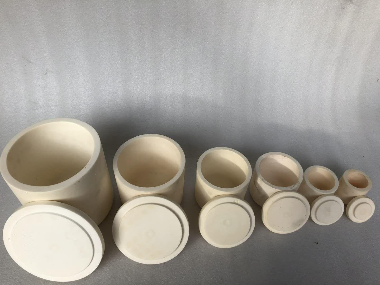 0.1L High Alumina Grinding Jar