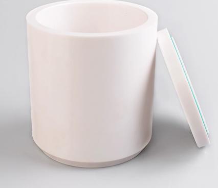 Zirconium Oxide(ZRO2) ceramic milling jar  1