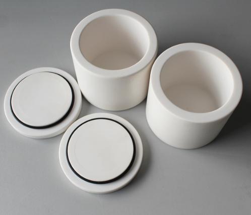 Zirconium Oxide(ZRO2) ceramic milling jar  6