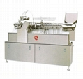 Biological indicator filling and sealing machine