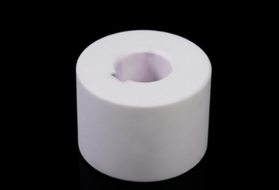 92% 99% Thin Wall Alumina Ceramic Tube/Sleeve for Wear Protection 4