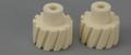 92% 99% Thin Wall Alumina Ceramic Tube/Sleeve for Wear Protection 7