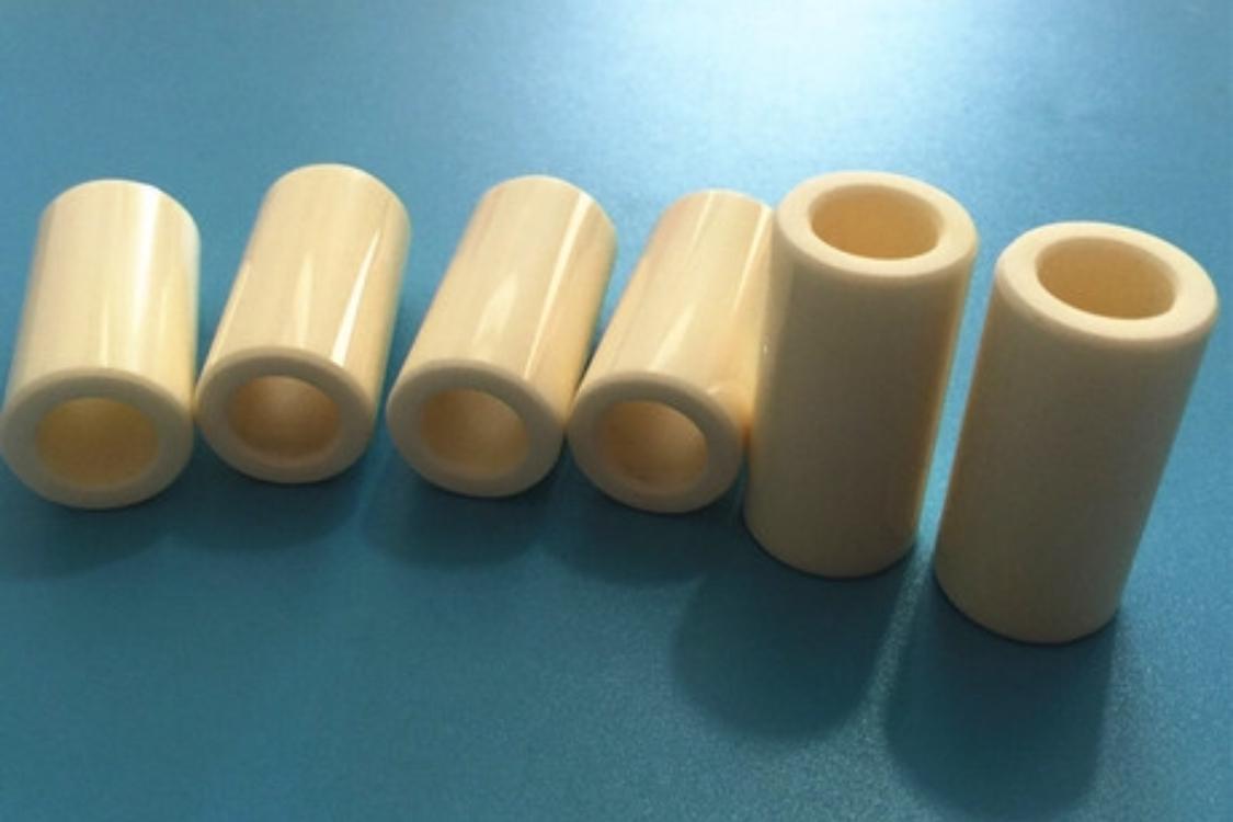 92% 99% Thin Wall Alumina Ceramic Tube/Sleeve for Wear Protection 8