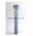 Nitride Bonded Silicon Carbide (NSIC) Riser Tube