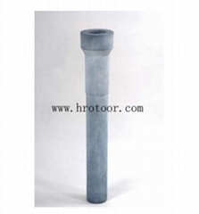 Nitride Bonded Silicon Carbide (NSIC) Riser Tube (Hot Product - 1*)