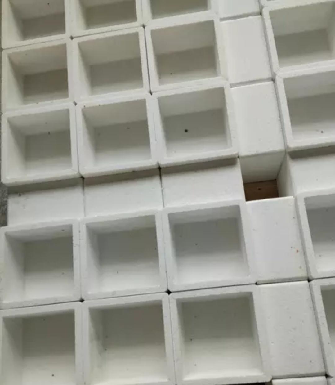 high quality alumina sagger for melting steel  4