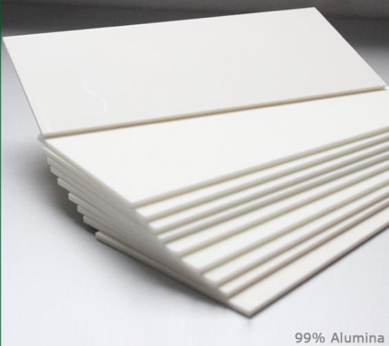 Ultra-thin alumina Ceramic Plate  1
