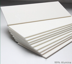 Ultra-thin alumina Ceramic Plate